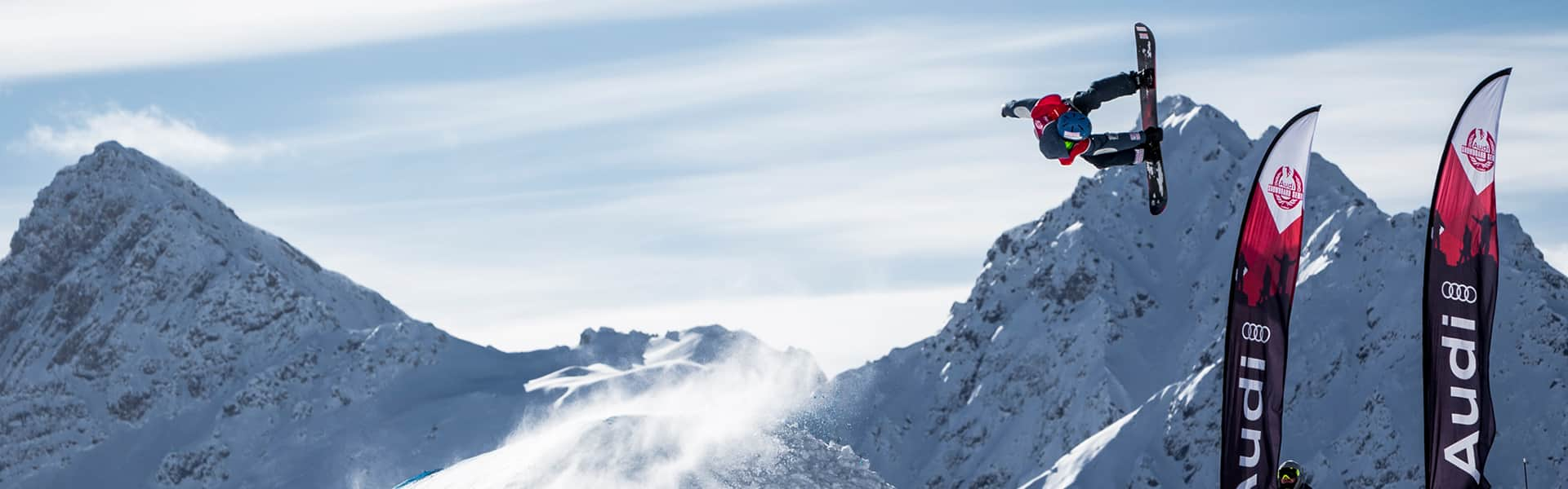 Audi Snowboard Series / Skicross Tour