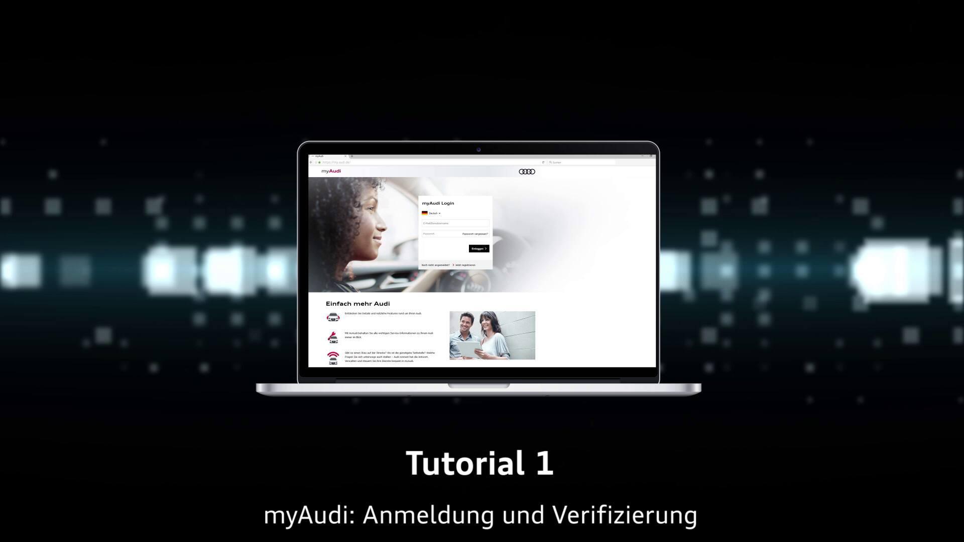 tutorials > audi connect > audi schweiz