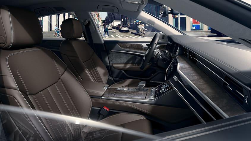 drawer-interior > A7 Sportback > A7 > Audi Schweiz