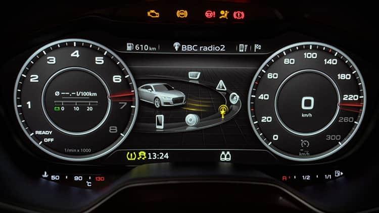 audi virtual cockpit > tts coupé > tt > audi suisse