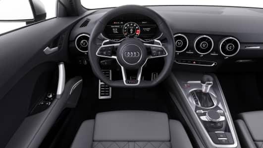 Interieur > Galerie > TTS Coupé > TT > Audi Schweiz