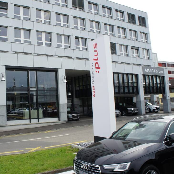 AMAG Audi Center Zug