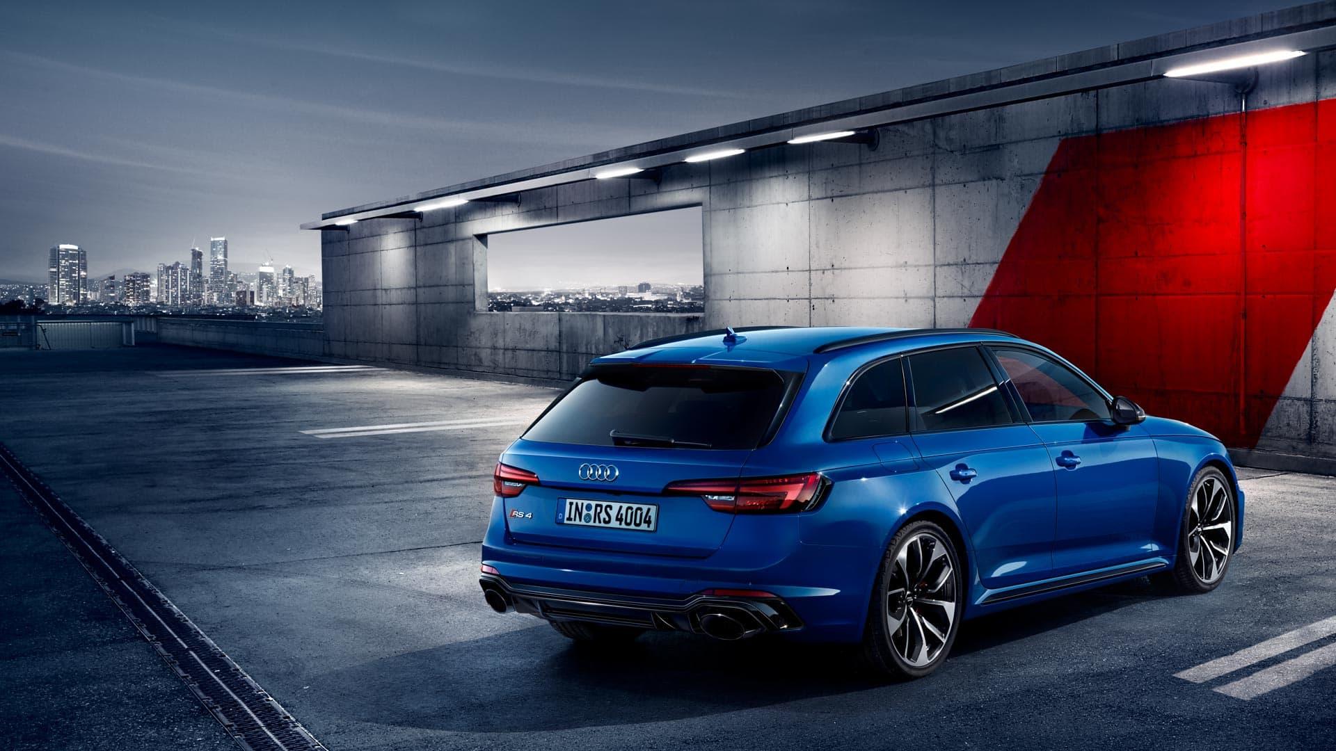 Rs 4 Avant Gt A4 Gt Audi Schweiz