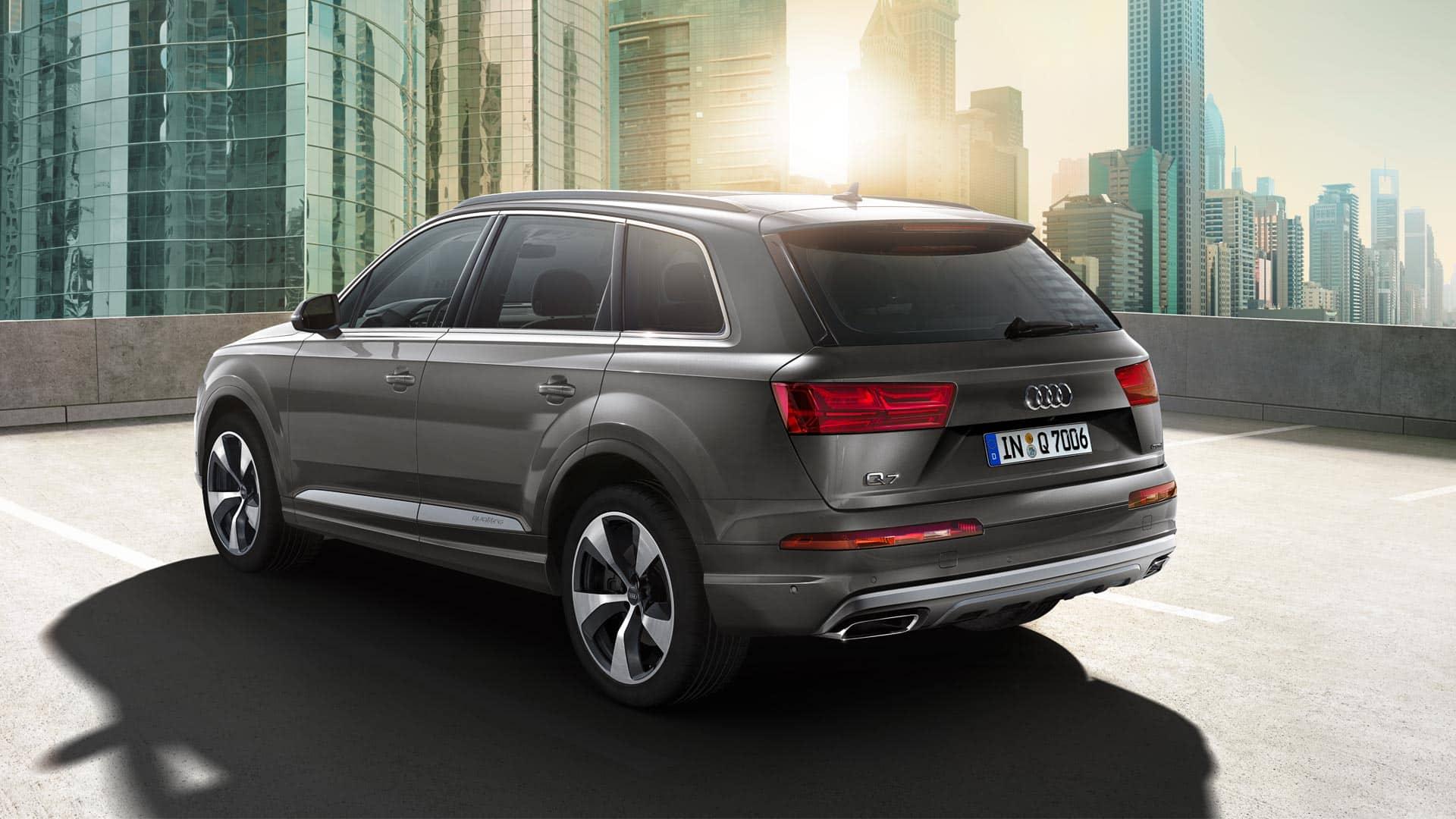 Q7 2019 Q7 Audi Suisse